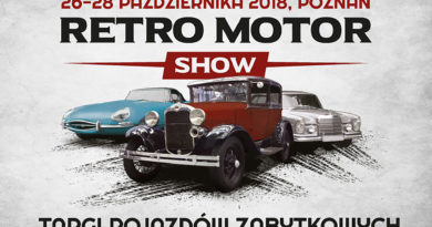 Retro Motor Show – Już za nami