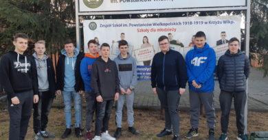 Uczniowie Zespołu Szkół nagrodzeni finansowo przez THULE Polska